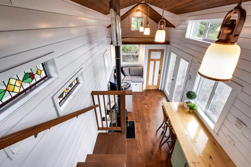 More tiny houses from Mint Tiny Homes