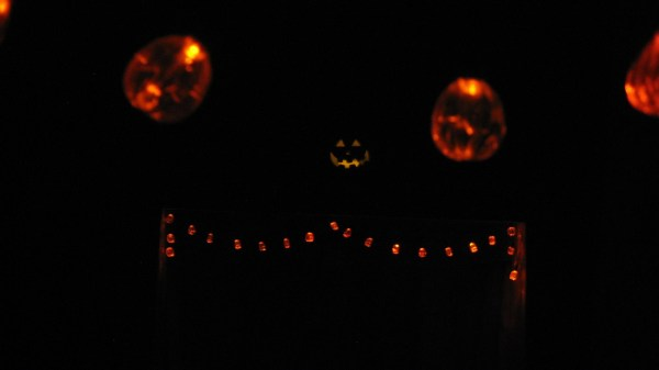 deck the halls with lighted pumpkins...