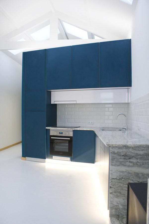 GRAU.ZERO Architecture's Modern Apartment Makeover