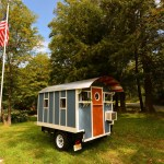 10ft Micro Cabin on Wheels by Tiny Industrial 0011