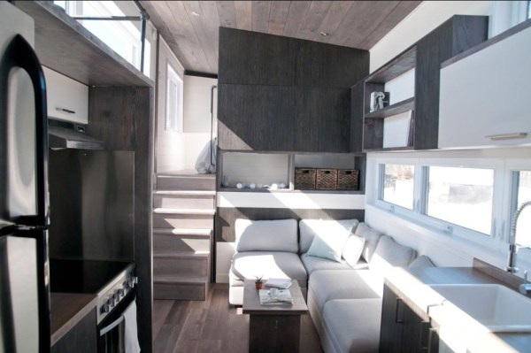 10ft Wide Sakura Tiny House by Minimaliste 002