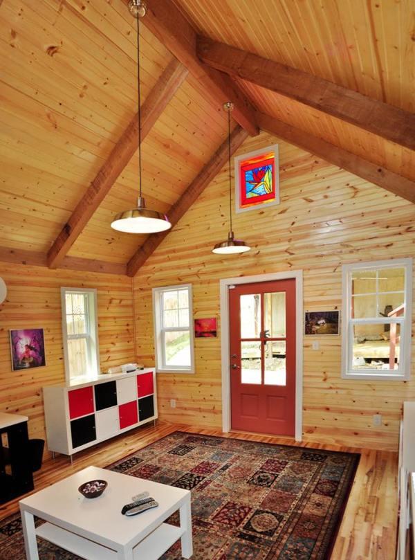 14x14 Studio Cottage By Kanga