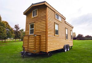160 Sq. Ft. House on Wheels