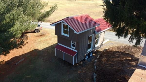 16ft Tiny Cabin in Berkeley Springs WV For Sale 003