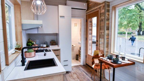 16ft Verve Lux Tiny House by TruForm Tiny 002