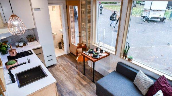16ft Verve Lux Tiny House by TruForm Tiny 004