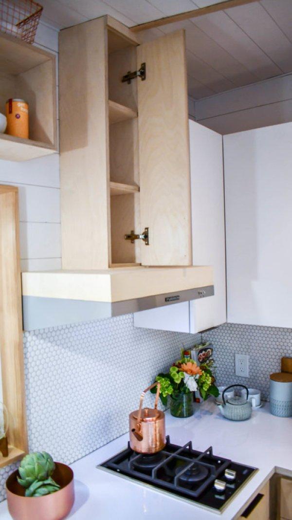 16ft Verve Lux Tiny House by TruForm Tiny 007
