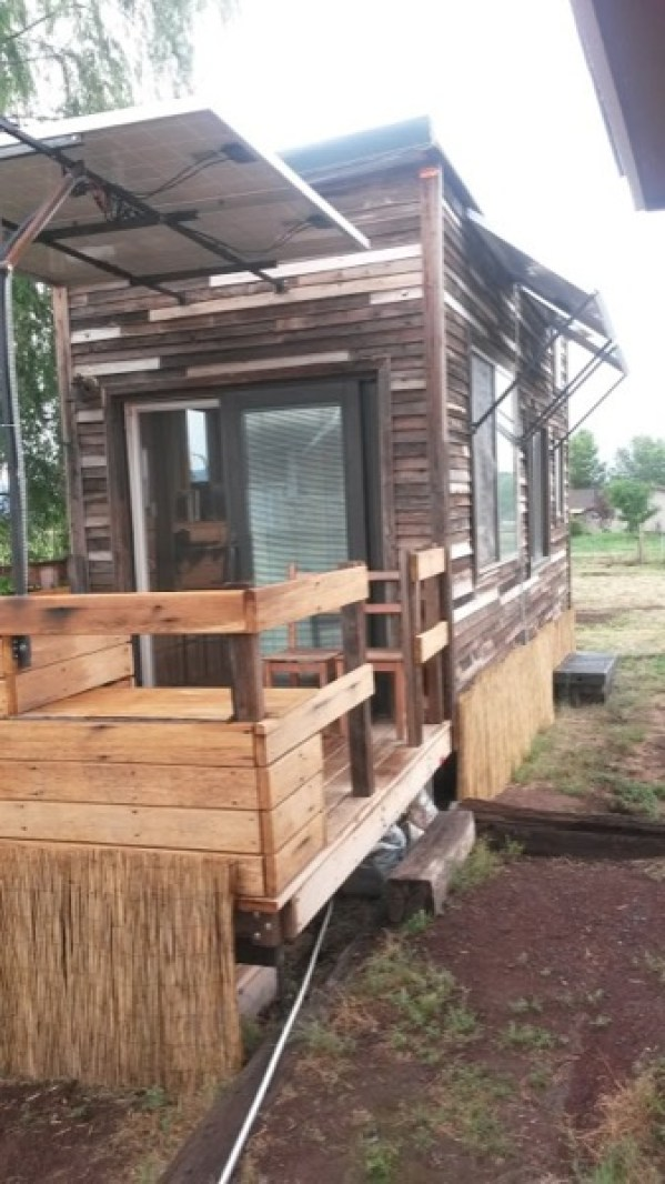 176 Sq. Ft. Sustainable Tiny House-003