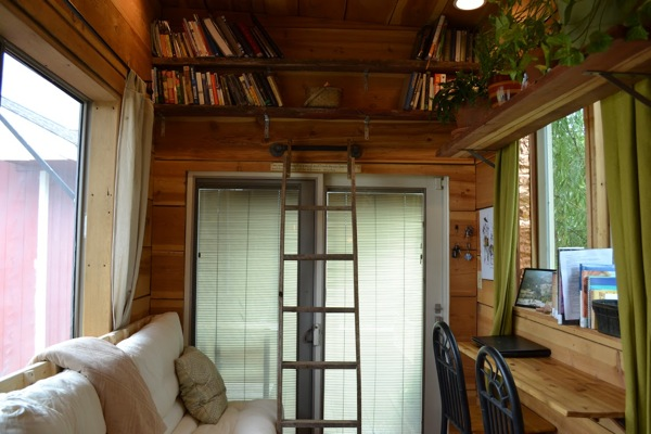 176 Sq. Ft. Sustainable Tiny House-024
