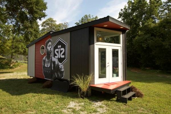 180 Sq Ft Tiny House in Atlanta GA