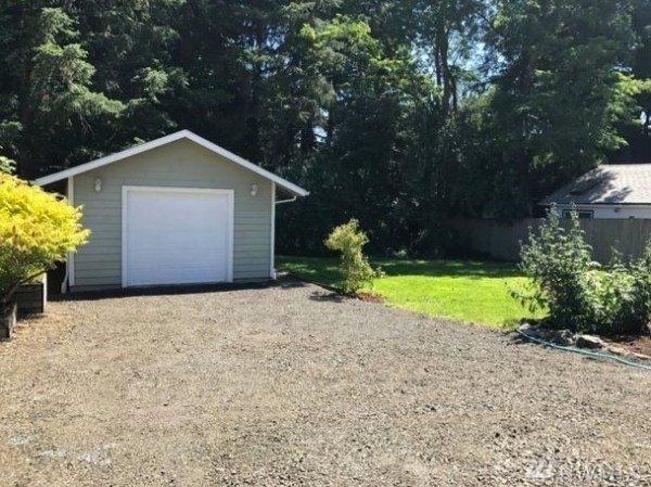 576 Sq. Ft. Tiny Cottage in Olympia For Sale!