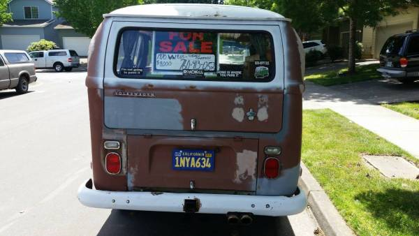 1970 VW Camper For Sale 0010