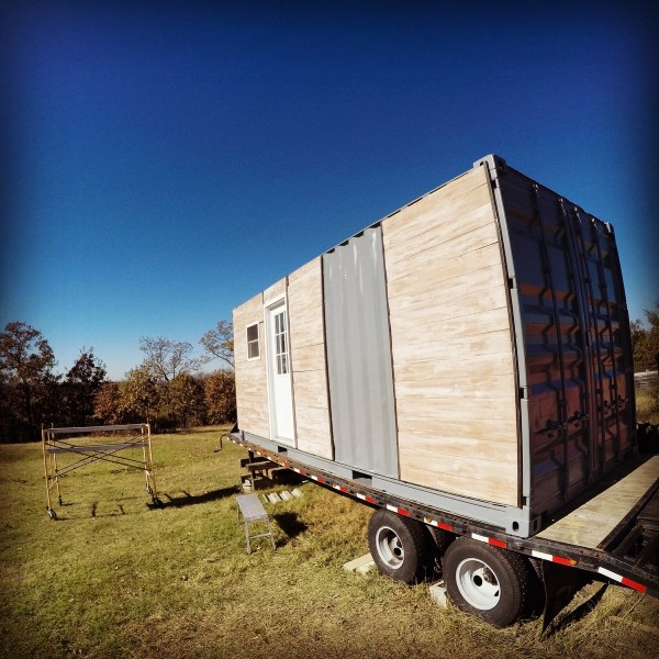 20 Ft Recycled Shipping Container TH For Sale 0010