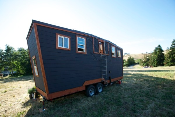 200 Sq Ft Tiny House with Roof Deck
