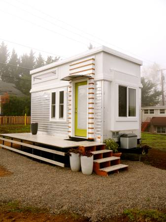 200 sf modern tiny house for sale in - Tiny Cottage For Sale
