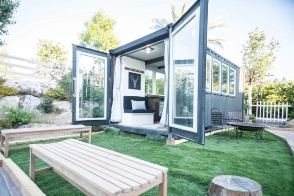 20ft Luxury Shipping Container Tiny House_001