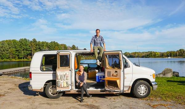 Camper Van - Exploring Alternatives