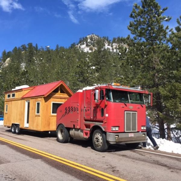 24' Freedom Tiny House on Wheels by SimBLISSity 001
