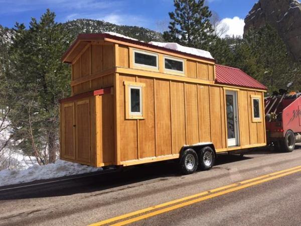 24' Freedom Tiny House on Wheels by SimBLISSity 004