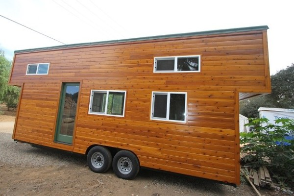 24 Modern Caravan by Tiny House Cottages_034