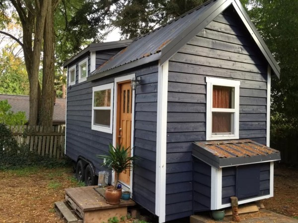 240 Sq. Ft. Tiny House in Seattle 001