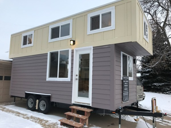 249sf Tiny House on Wheels by Two Fifty Lifestyles For Sale 001