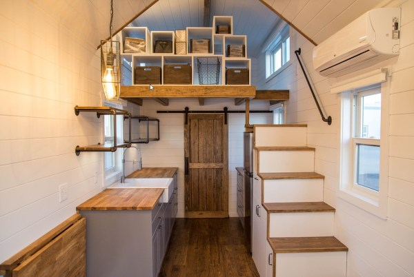 24ft Modern Farmhouse THOW by Liberation Tiny Homes_006