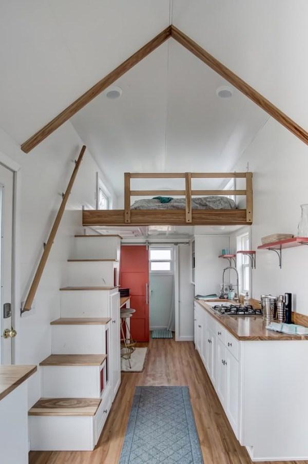 The poppy tiny house for 24 ft tiny house