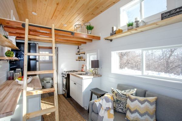 24ft Tiny Home by Global Tiny Houses 002