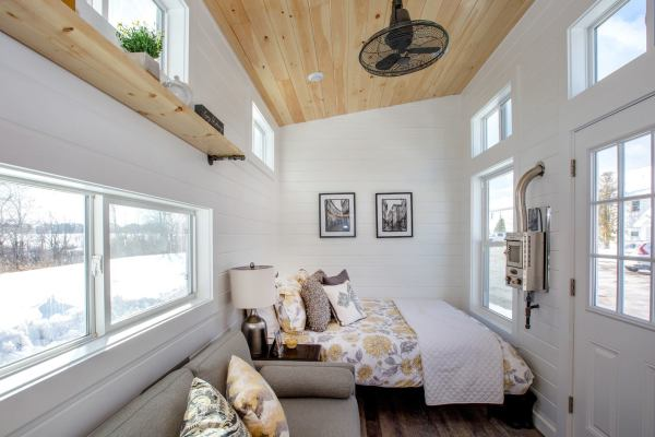 24ft Tiny Home by Global Tiny Houses 003
