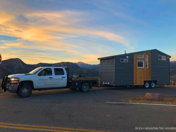 24ft Wanderlust Tiny House by Rocky Mountain Tiny Houses 0012