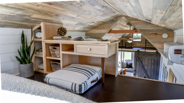 28ft Urban Payette Tiny Home with Bump Out 0013