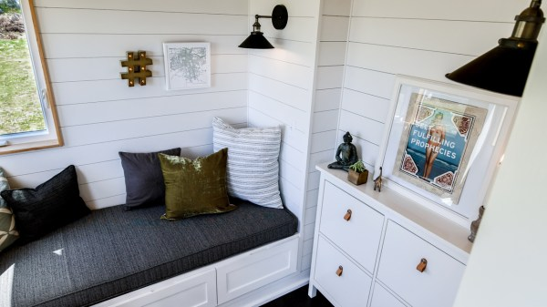 28ft Urban Payette Tiny Home with Bump Out 0018