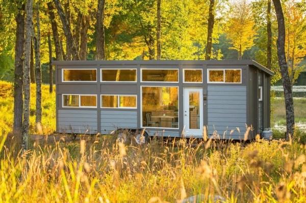 30' ESCAPE Traveler XL Tiny Home on Wheels