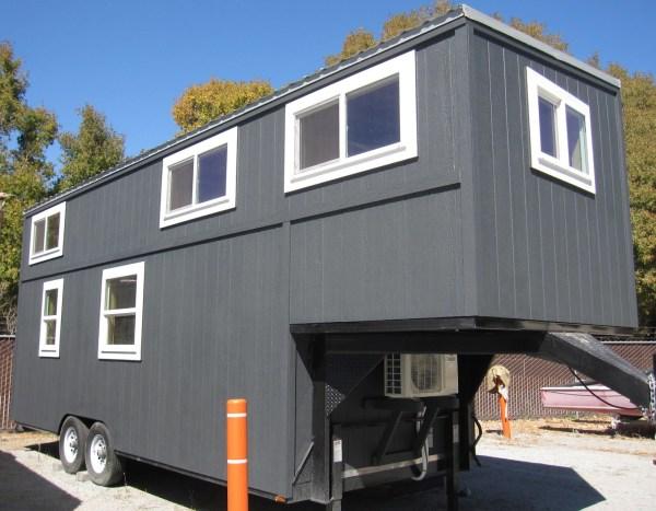 30ft Streamline Gooseneck Tiny House 0013