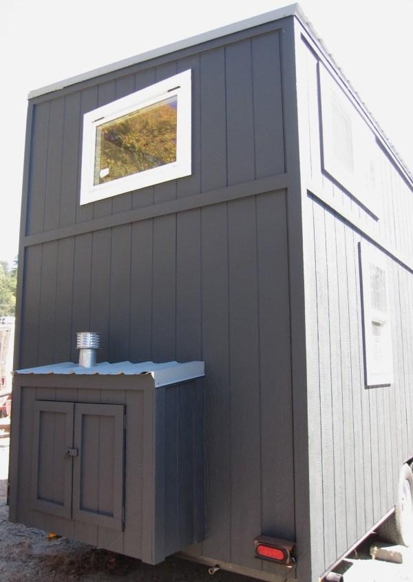 30ft Streamline Gooseneck Tiny House 0014