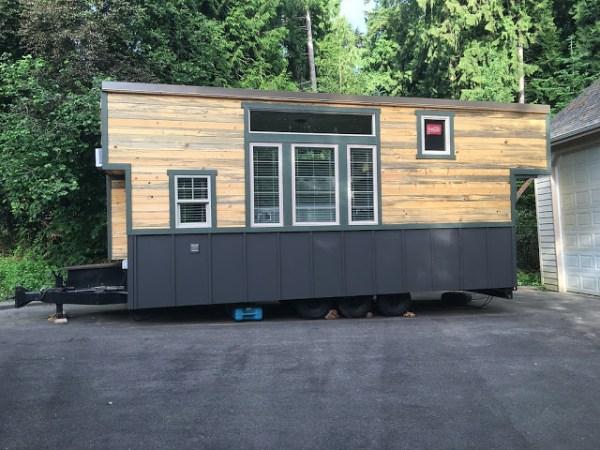 320 Sq. Ft. Custom Vancouver Tiny House 002