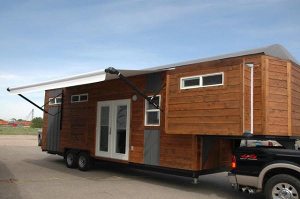 320 Sq. Ft. Nampa Tiny House 001