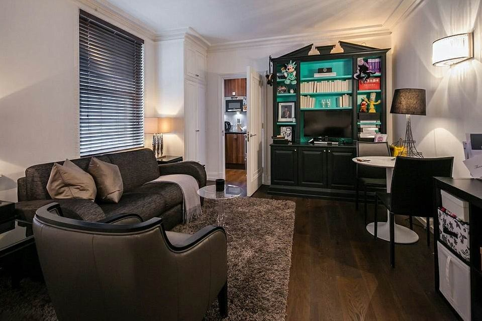 328 Sq Ft Studio For Sale In London 39 S Mayfair District