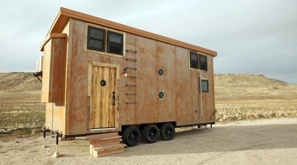 340 Sq Ft Steampunk Adventure House