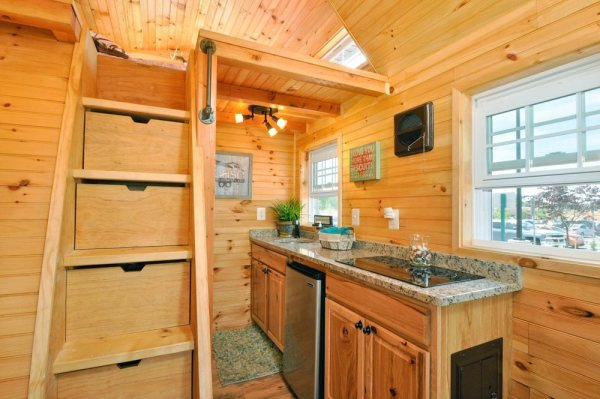 352 Sq. Ft. Mountaineer Tiny House