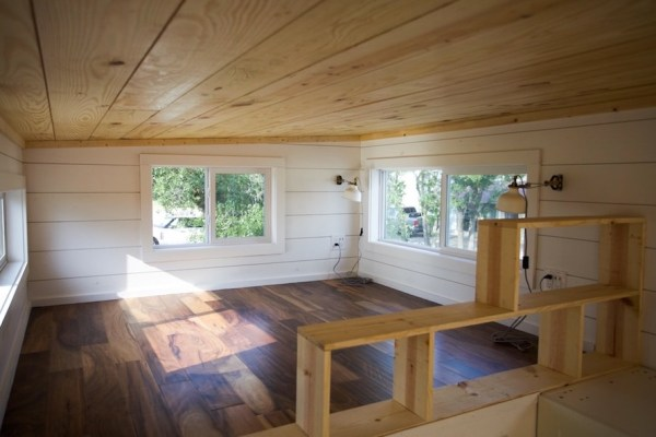 357 Sq Ft Tiny Home on Wheels for Family of 5 0013