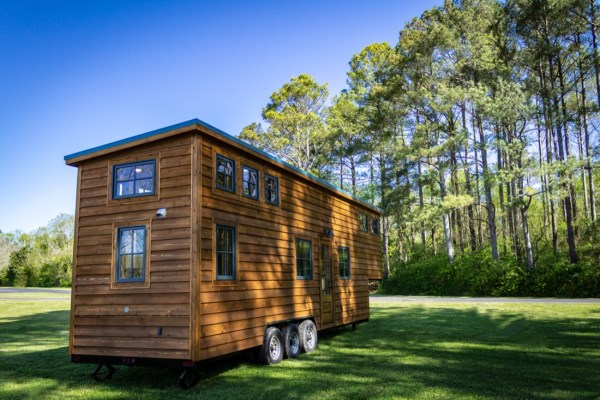 35ft CedarHouse by Timbercraft Tiny Homes EXTERIOR 0025
