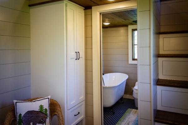 35ft Timbercraft Tiny Home For Sale INTERIOR 0011