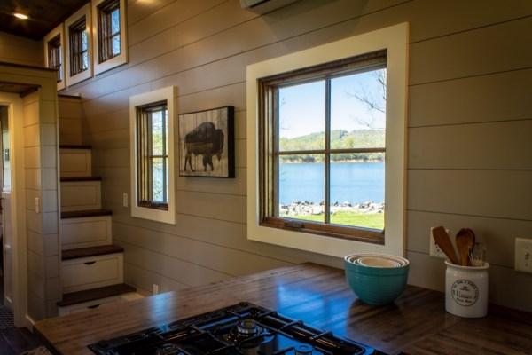 35ft Timbercraft Tiny Home For Sale INTERIOR 007