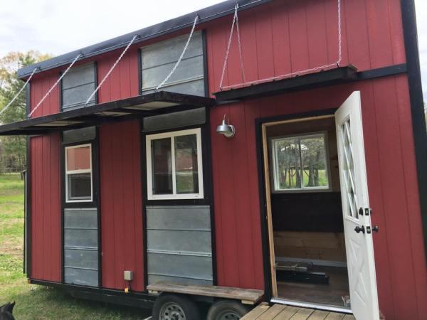 35k Solar Tiny House on Wheels For Sale 002