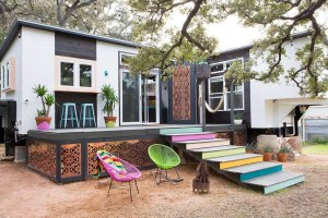 380 Sq Ft Tiny Home in Austin, Texas 001