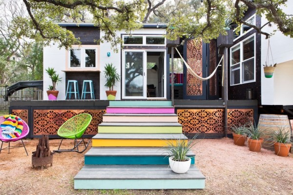 380 Sq Ft Tiny Home in Austin, Texas 008