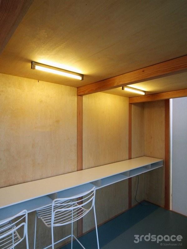 3rdSpace - Modular Backyard Office Sheds