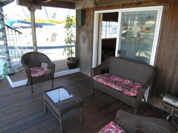 40 Ft Houseboat in Santa Barbara CA For Sale 0010